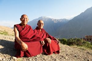 Tybetańskie rytuały pomogą zachować młodość? [© Kadmy - Fotolia.com]