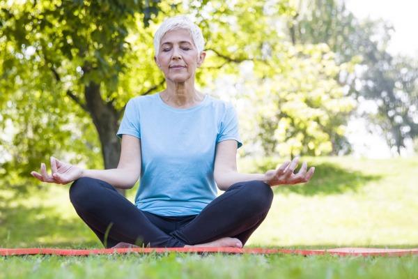 Tylko spokój może nas uratować... przed starzeniem się [Fot. Boggy - Fotolia.com]
