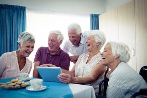 Tym zajmuj umysł, by uniknąć demencji [© WavebreakMediaMicro - Fotolia.com]