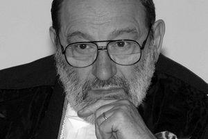 Umberto Eco nie żyje [Umberto Eco, fot. Università Reggio Calabria, CC BY-SA 3.0, Wikimedia Commons]