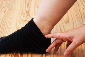 Upały: domowe sposoby na puchnięcie nóg [Fot. chuugo - Fotolia.com]