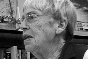 Ursula K. Le Guin nie żyje [Ursula K Le Guin, fot. Gorthian, CC BY-SA 3.0, Wikimedia Commons]