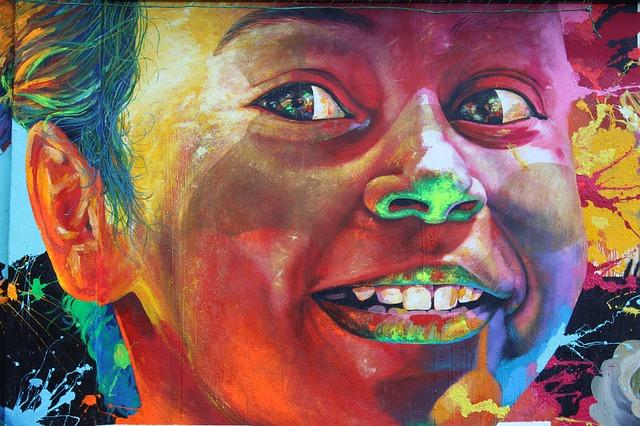 """Uśmiech """"wymusza"""" optymizm [fot. Stefano Ferrario from Pixabay]"""