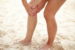 Utrata na wadze pomaga przy chorobie zwyrodnieniowej stawów kolanowych [© Kurhan - Fotolia.com]