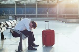 Uwaga na przeziębienia w podróży  [© anyaberkut - Fotolia.com]