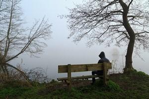 Uwaga: samotność jest... zaraźliwa  [© sanderstock - Fotolia.com, Samotność]