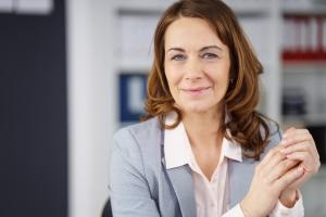 W Polsce nadal kobieta nie może być lepszym szefem [Fot. contrastwerkstatt - Fotolia.com]