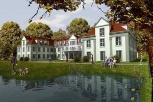 W Sulejówku powstaje Dom Seniora [fot. WRI Investment]