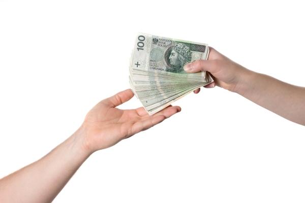 W banku, u teściów i na zeszyt - gdzie pożyczają Polacy [Fot. Filip Olejowski - Fotolia.com]