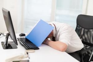 W dobrym śnie tkwi efektywność pracy [Fot. Minerva Studio - Fotolia.com]