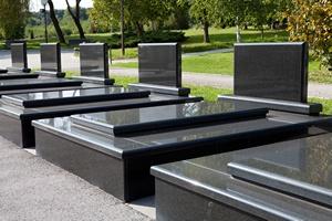 W obliczu śmierci: jak wybierać nagrobek? [© Gordana Sermek - Fotolia.com]