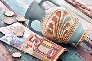 Wakacje 2015 w Grecji? Tylko z gotówką  [©  PhotoSG - Fotolia.com]