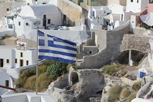 Wakacje w Grecji? Zabierz gotówkę [© Burkhard Felies - Fotolia.com]