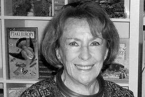 Wanda Chotomska nie żyje [Wanda Chotomska, fot. Sławek - Chotomska Wanda, CC BY-SA 2.0, Wikimedia Commons]