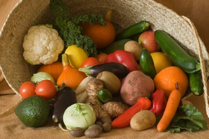 Warzywa i owoce: na zdrowie! [© Diana Amster - Fotolia.com]