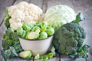 Warzywa krzyżowe to naturalny lek na raka  [© karaidel - Fotolia.com]