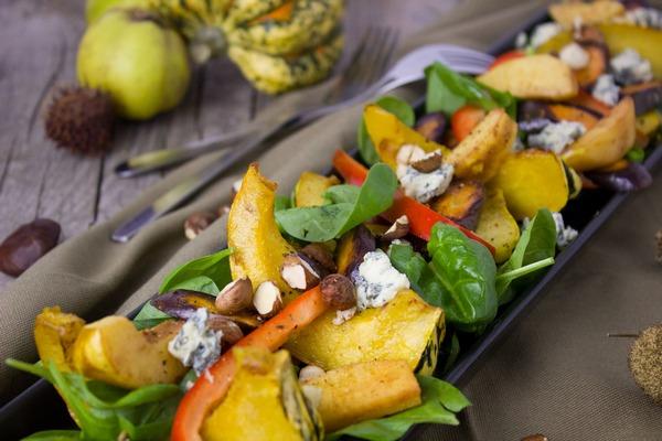 Warzywna dieta uchroni przed udarem [fot. Bernadette Wurzinger from Pixabay]