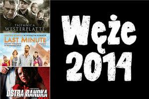 """Węże 2014.  """"Last Minute"""" i """"Tajemnica Westerplatte"""" zdobyły najwięcej [fot. collage Senior.pl]"""