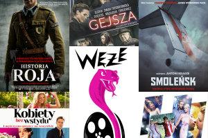 """Węże 2017. """"Smoleńsk"""" i """"Historia Roja""""  mają najwięcej nominacji [fot. Węże]"""