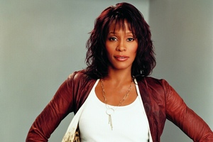 Whitney Houston fot. Sony BMG