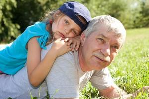 Wiosna - sezon dla dziadków i wnuczków [© atikinka2 - Fotolia.com]