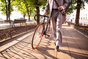 Wkrótce Dzień Bez Samochodu. Rusz się! [© vadymvdrobot - Fotolia.com]