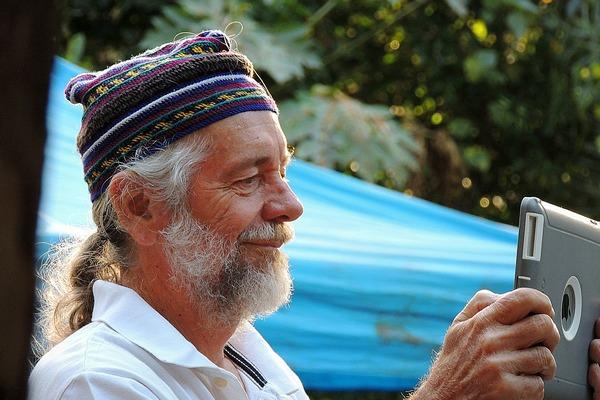 Własna ocena starzenia się realnie wpływa na długość życia [fot. Meridy Scott from Pixabay]