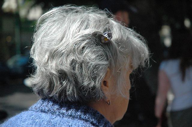 Włosy starzeją się różnie w zależności pochodzenia etnicznego [fot. Julia Mirvis from Pixabay]