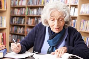 Wracaj do szkoły, bez względu na wiek. Będziesz dłużej żyć [© highwaystarz - Fotolia.com]