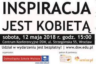 """Wrocław: """"Inspiracja jest kobietą"""". Wernisaż wystawy [Fot. materiały prasowe]"""