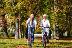 Wsiadaj na rower, dzięki temu ochronisz swoje serce [Rower, © Kzenon - Fotolia.com]