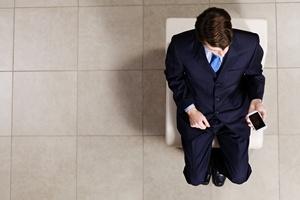 Wstań. Siedzący tryb życia cię zabija [© Sergey Nivens - Fotolia.com]
