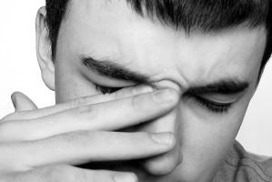 Wstydliwe męskie choroby [fot. krępujące męskie dolegliwości]