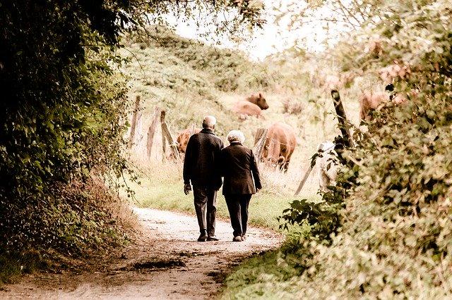 Wybierz się na długi spacer. Tak obniżysz ciśnienie [fot. Susanne Pälmer from Pixabay]