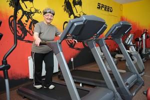 Wykonuj ćwiczenia przez 30 minut dziennie - osiągniesz najlepsze rezultaty [Trening, © gilotyna - Fotolia.com]