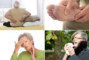 Wylecz się z bólu i innych dolegliwości. 4 proste triki [fot. collage Senior.pl]