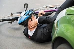 Wypadek na rowerze? Powalcz o odszkodowanie [©  Andrey Popov - Fotolia.com]