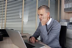 Wypalenie zawodowe a choroba wieńcowa [© nyanza - Fotolia.com]