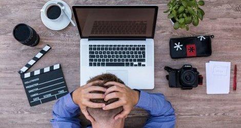 Wypalenie zawodowe niszczy serce