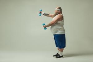 Wysiłek fizyczny zmniejsza ryzyko depresji [Fot. YakobchukOlena - Fotolia.com]