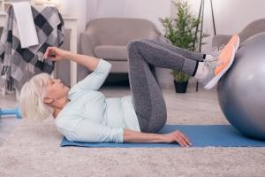 Wystarczy ćwiczyć dwa razy w tygodniu, by chronić serce [Fot. Viacheslav Iakobchuk - Fotolia.com]