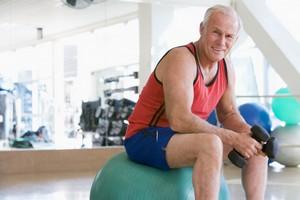 Wystarczy jedna minuta ćwiczeń, py poprawić samopoczucie i zdrowie seniora  [© Monkey Business - Fotolia.com]