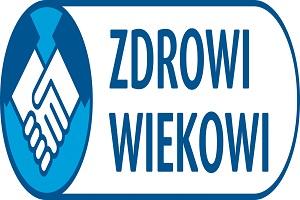 """Wystartowała kampania """"Zdrowi Wiekowi"""" [Fot. Logo Zdrowi Wiekowi]"""