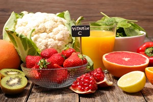 Wzmocnij się witaminą C przed zimą [fot. M.studio - Fotolia.com]