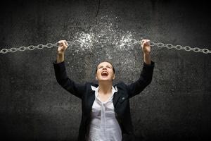 Wzmocnij siłę woli, a zwalczysz złe nawyki i więcej osiągniesz [© Sergey Nivens - Fotolia.com]