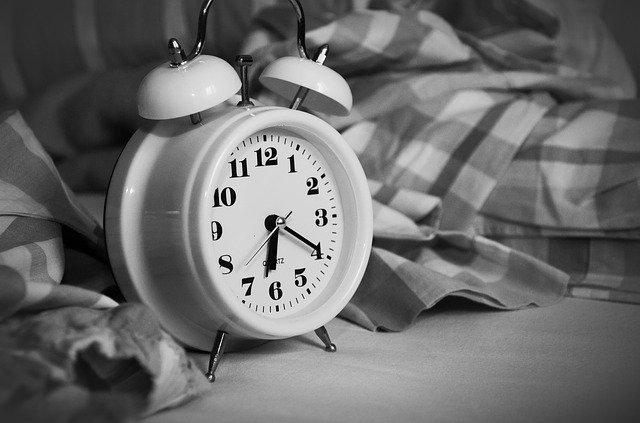 Wzorce snu a choroba Alzheimera [fot.  congerdesign from Pixabay]