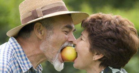 Za przybieranie na wadze można obwiniać... współmałżonka