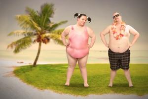 Za przybieranie na wadze można obwiniać... współmałżonka [Fot. Kletr - Fotolia.com]