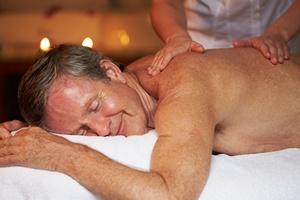 Zabiegi SPA dla mężczyzn [© Monkey Business - Fotolia.com]