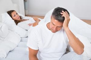 Zaburzenia erekcji, przedwczesny wytrysk? Nie b�j si�, zapytaj lekarza [©  Andrey Popov - Fotolia.com]